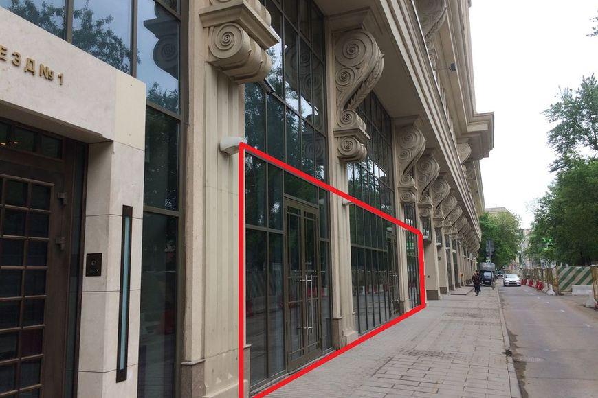 Коммерческая недвижимость м октябрьская Снять помещение под офис Академическая Большая улица